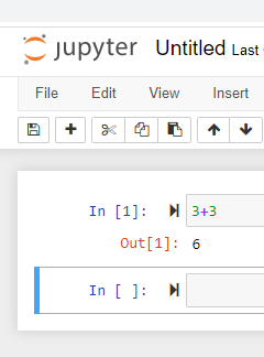some example in jupyter notebook